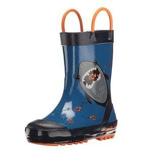 Kamik Unisex Child Chomp Rain Boot